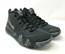 9ad00827a58 Nike Kyrie 4 Blackout Black 943806-008 Basketball Shoes Triple Black Size  11.5.