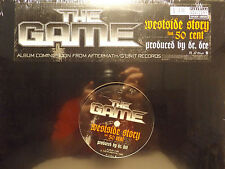 """THE GAME - WESTSIDE STORY (12"""")  2004!!!  RARE!!!  50 CENT + DR. DRE!!!  ♫"""