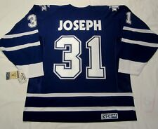 CURTIS JOSEPH size Medium Toronto Maple Leafs CCM 550  2000 - 2002 Hockey Jersey