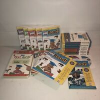 Your Baby Can Read Deluxe Lot My Child Can Read 5 DVD Set Sliding Word Cards etc