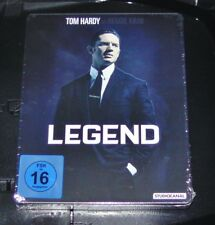 Legend. Steel Edition Tom Hardy