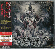BELPHEGOR-CONJURING THE DEAD-JAPAN CD E25