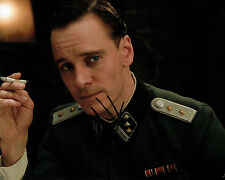 Michael FASSBENDER Actor Inglourious Basterds SIGNED Photo AFTAL Autograph COA