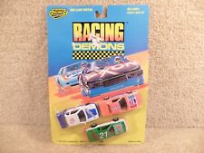 New 1990 Road Champs Racing Demons Honda Pepsi Corvette Mountain Dew Pontiac