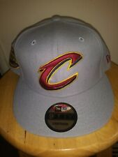 acdc21af8a4 Cleveland Cavaliers Hat Lebron James New Era Gray Pop 9FIFTY Snapback Cap  NBA US