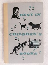 Vintage Best In Children's Books Volume 1 Various Stories and Authors