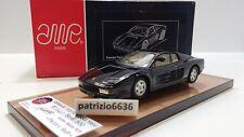 AMR 1/43 Ferrari Testarossa Monospecchio 1984 Black Art. 1117 - no bbr