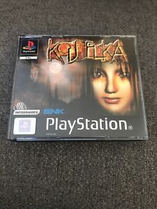 Koudelka - Complete - Sony Playstation - PS1 RPG