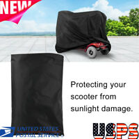Professional Eldly Mobility Scooter Cover Wheelchair Waterproof  Rain Protection