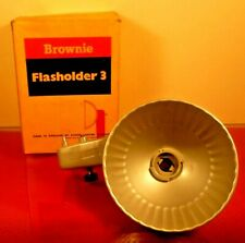 KODAK FLASHOLDER 3: FOR COLORSNAP: MADE IN ENGLAND 1950s: BOX & INSTRUCTIONS