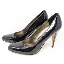 Aldo Womens Classic Black Patent Leather Pump US 9.5 EU 40
