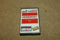 Amstrad CPC - 464 Game Tape Monopoly  -K8