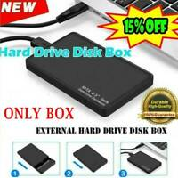 USB 3.0 tragbare externe Festplatte Ultra Box SATA-Speichergerät Slim Box