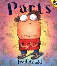 Parts (Picture Puffins) by Tedd Arnold, (Paperback), Puffin Books , New, Free Sh