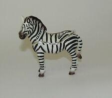 Zebra Trinket Box New Kubla Magnetic Closure Austrian Crystal Accents Safari