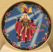 1995 Circus Star Barbie FAO Schwarz Commemorative Collector Plate LE 137/3600