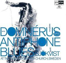 Domnérus, Arne-Antiphone Blues CD NUOVO OVP