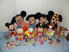 HUGE Lot of RARE & VINTAGE Walt Disney Items