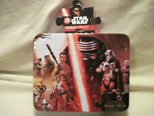 Star Wars The Force Awakens Lunchbox with 100 Piece Jigsaw Puzzle in Sealed Bag