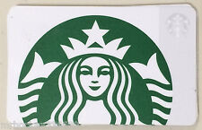 2015 Starbucks Canada CLASSIC Logo collectible Gift Card (NCV) French/English