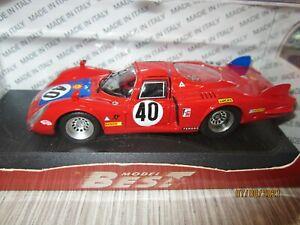 1:43 Alfa 33.2 Lunga LM 1968 - Casoni Biscaldi  - BEST 9255 #40