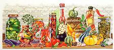 "Counted Cross Stitch Kit MARYA ISKUSNITSA (MARY WEAVER) - ""Flavour of Autumn"""