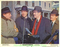 THE BOSTON STRANGLER LOBBY CARD size MOVIE POSTER Card #7 HENRY FONDA