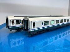 ACME  EC-Wagen  FS/Trenitalia    2-Wagenset   DC  neuwertig  im OK
