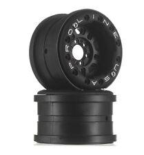 "Pro-Line 2758-15 FaultLine 2.2"" Bead-Loc 6 Lug Wheels Axial Yeti Score Wraith"