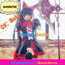 Gate Jieitai Kanochi nite Kaku Tatakaeri Gate Rory Mercury Cos Cosplay Costume