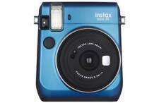 Fuji Instax Mini 70 Instant Camera with 10 Shots, Blue - Christmas Gift Idea