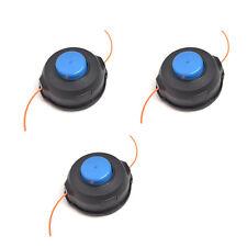 3PCS T25 Weed Wacker String Tap Trimmer Head For Husqvarna 125L 223L 966674401