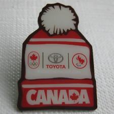 2018 PyeongChang Olympic Toyota COC Pin #1