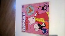 Rupert And The Firebird Vinyl LP Mike McNaught & David Delve.VGC