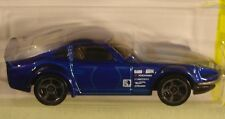 Hot Wheels Nissan/Datsun Fairlady Z blue 2016 New Model #184/250