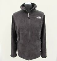 Ladies The North Face Black Fleece Size XL Soft Sheepskin Brushed Jacket