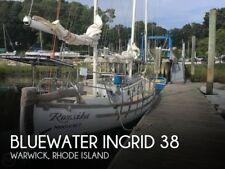 1980 Bluewater Yachts Ingrid 38 Used
