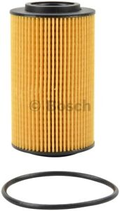 Engine Oil Filter-Workshop Oil Filter Bosch 72207WS