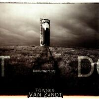 TOWNES VAN ZANDT - DOCUMENTARY  CD NEW