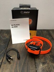 """Dogtra IQ Plus Additional Receiver Essential Compact Trainer - """"READ"""""""