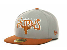 new arrival 6a748 0b975 Texas Longhorns Era 59fifty NCAA Men s Fitted Cap Hat - Size 7 ...