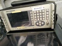 Kathrein Satelliten/TV Messempfänger MSK33/TM Meßgerät Ledertasche +Certificate+