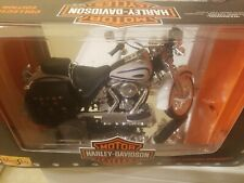 Harley-Davidson 1997 Maisto 1:10 FLSTS Heritage Springer Collectors Edition New