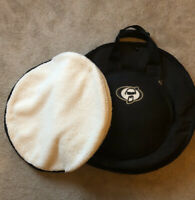 Protection Racket Deluxe 24in Cymbal Bag - Soft Gig Protective Case
