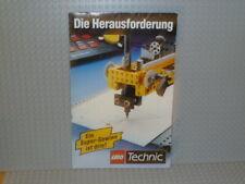 LEGO® Technic Katalog 921387-D 1990 Medium Technic German Foldout B4551