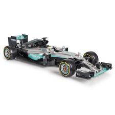Coche de carreras de automodelismo y aeromodelismo Mercedes GP de escala 1:18