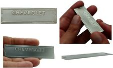 Chevrolet Replacement VIN Plate Chevy Data Tag Serial Number Etched 1953-1963
