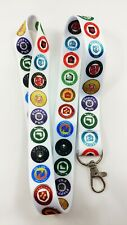 Call of Duty Zombies Lanyard Keychain - Perk A Cola Neck Strap for ID Keys Badge