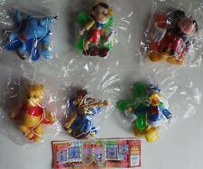 Disney Character Mini Marionettes plastic Figure set of 6