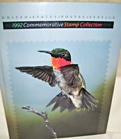 1992 Commemorative Stamp Collection